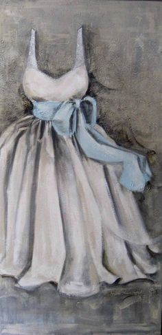 Andrea Stajan-Ferkul: Blue Sash