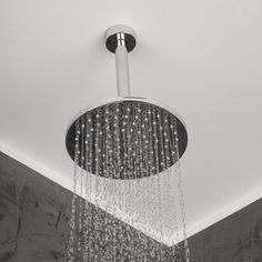 ceiling shower head