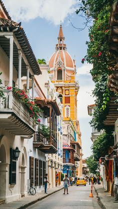 15 Awesome Things To Do In Cartagena, Colombia Situated along the Caribbean coastline, Cartagena is one of the best destinations in all of Colombia. Here are the top things to do in Cartagena, Colombia. Visit Colombia, Colombia Travel, The Places Youll Go, Places To Go, Argentine, South America Travel, Backpacking South America, Amazing Destinations, Vacation Places