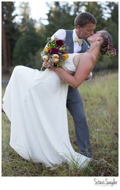 Stevi Sayler Photography /// Matt & Johanna Southern Oregon Wedding /// Ashland Oregon Willow Witt Ranch