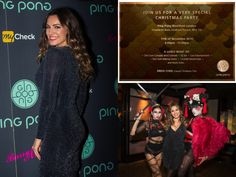 Glamorous television personality and model Kelly Brook hosted the launch of Ping Pong Restaurant at Westfield Shopping Centre, Shepard's Bush ... it was an amazing event with Chinese ribbon dancers, fire eaters, awe-inspiring magical acts, and a famed Chinese fortune teller.