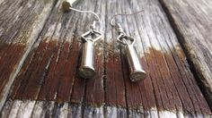 A personal favorite from my Etsy shop https://www.etsy.com/listing/274962288/bullet-earrings