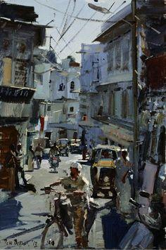 Peter Brown NEAC: Pictures @@@@......http://www.pinterest.com/venussanat/watercolor-painting/