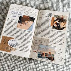 Bullet Journal Notebook, Bullet Journal Ideas Pages, Bullet Journal Inspiration, Art Journal Pages, Kunstjournal Inspiration, Kids Calendar, 2021 Calendar, Bullet Journal Aesthetic, Creative Journal