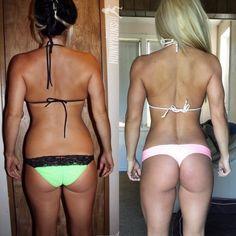 OMG, was für eine krasse #Transformation!! Auf der rechten Seite sind die so genannten #Lovehandles, also das Fett an den Hüften, komplett weg! Nur möglich mit hartem #Training, guter Ernährung und #Yohimbin, dem #Problemzonen-#Fatburner! Hier bestellen: http://shredded-n.fit/man-sports-yohimbin