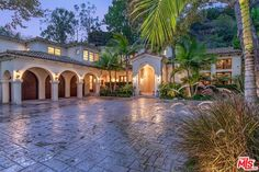 Melissa Rivers Just Bought a Stylish $11 Million Mediterranean Villa in Santa Monica Photos | Architectural Digest