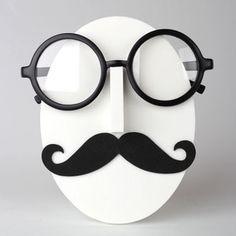 MR.MUSTA Glasses Holder