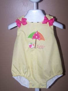 How cute for the summer