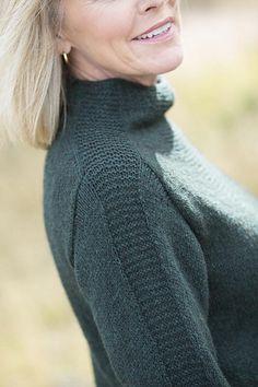 Ravelry: Ellen Saddle Gansey pattern by Courtney Spainhower