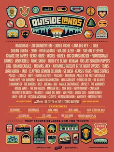 Radiohead will headline San Francisco's Outside Lands Festival alongside the recently reunited LCD Soundsystem and Lionel Richie.  Sidebar  Outside Lands 201...