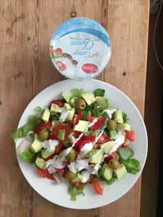 Proteina Caprese Salad, Cobb Salad, Rina Diet, Food, Bed Room, Eten, Meals, Diet