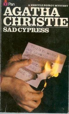 Sad Cypress. Published by Pan, UK (1980)