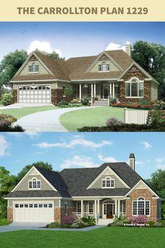 2186 Best Dream House Plans images | Floor plans, Dream home plans Acadian House Plans Wide Html on