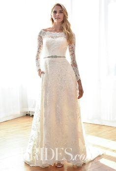Brides: David's Bridal Wedding Dresses - Fall 2017 - Bridal Fashion Week