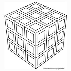 Coloring: Coloring Pages Geometric Art Design Patterns Shapes