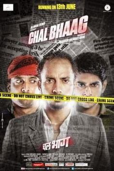 DOWNLAOD CHAL BHAAG MOVIE http://3gp-mobilemovies.com/bollywood/ch4l8h44g.php Chal Bhaag kick starts with an MLA being murdered by three shooters. The incident coincides with the arresting of Munna, Bunty and Daler for their small time crimes.  Director: Prakash Saini Writer: Tarun Bajaj Stars: Deepak Dobriyal, Keeya Khanna, Sanjay Mishra