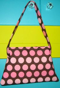 Free pattern: Vintage-inspired little purse · Sewing | CraftGossip.com