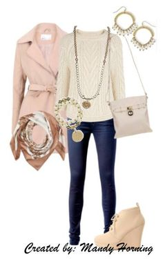 BLING up your chunky sweater with some #pdbling!