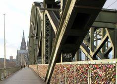 Cologne's Love Lock Bridge
