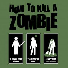 Funny Quotes about Zombies