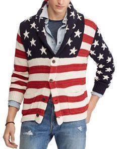 Polo Ralph Lauren Flag Cardigan. Dániel Simon · Men s fashion e09fd03d4f