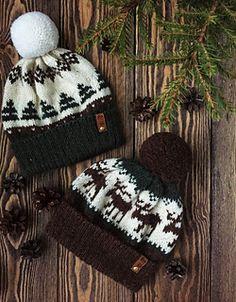 c49f0a77188 Ravelry  Moose hat pattern by Evgeniya Vashutkina Moose Hat