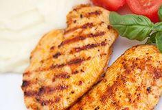 Ginger-Peach Glazed Turkey Cutlets Recipe  Recipe created by Marcia Kiesel