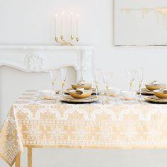 ZARA HOMEでクリスマスの食卓を楽しく - テーブルクロスやグラスなど、テーブルウェアを紹介 | ニュース - ファッションプレス