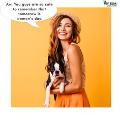 Tomorrow is International Women's Day! How are you celebrating this Women's Day? Share your plans with us. #yaay #WomensDay2021 #femalepower #womenoftheword #whorunstheworld #weekendmood #iwd #transwoman #internationalwomensday #daydream #feminism #prochoice #womanism #transisbeautiful #feminist #womensrights #girlslikeus #prolife #love_arts_help #sexism #ilovemygolden #dailygolden #goldenoftheday