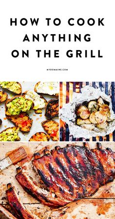 Master the art of grilling!