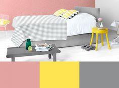 Quelles couleurs se marient avec le jaune ? | Room and House