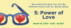 Conscious Discipline Webinar Series:   Becoming the Best You Can Be