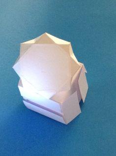 3d Paper Jewelry Display