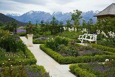 Stunning New Zealand garden