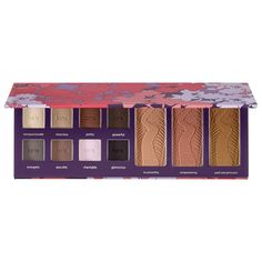 Empower Flower Amazonian Clay Collector's Palette - tarte | Sephora ... beautiful way to make-up your day