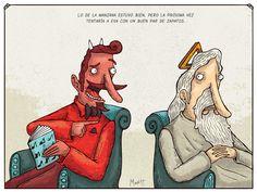 Humor Ateo