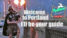 Welcome To Portland I miss this place, it was home