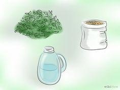 Cómo hacer líquido fertilizante orgánico de plantas fermentadas - wikiHow