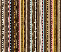 Andes fabric by chulabird on Spoonflower - custom fabric