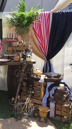 NOAH's ISLAND Pirate Party | CatchMyParty.com