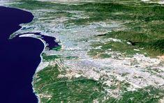 San Diego, California, U.S.A.  Tijuana, Baja California, Mexico
