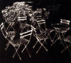 Helen Dennis - Take a seat - Bryant Park NYC 2007