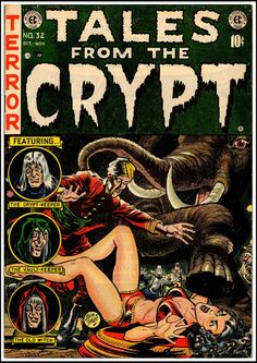Tales From the Crypt # 32