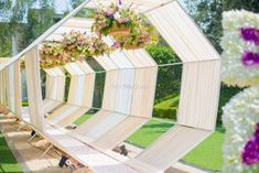 Looking for latest Outdoor Wedding Decorations? Check out the trending images of the best Indian Outdoor Wedding Decoration ideas. Wedding Walkway, Wedding Gate, Wedding Entrance, Entrance Decor, Entryway Decor, Reception Entrance, Marriage Reception, Wedding Mandap, Wedding Reception