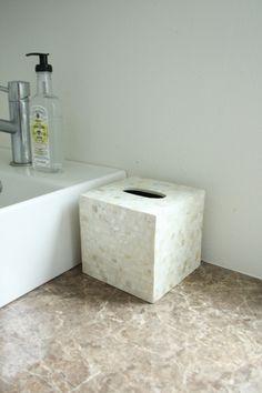 ★ZARA HOME・ボックスで便利!洗面用ダストボックス |インテリアと暮らしのヒント