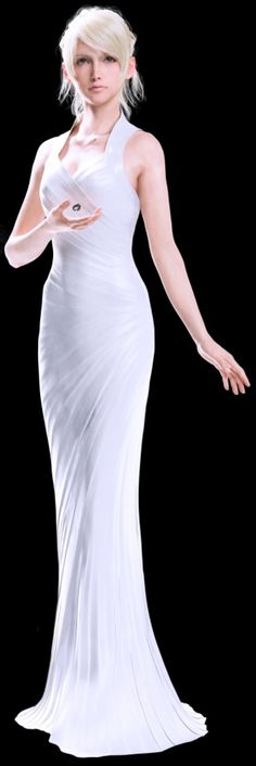 Lady Lunafreya Cosplay/Costume Ideas
