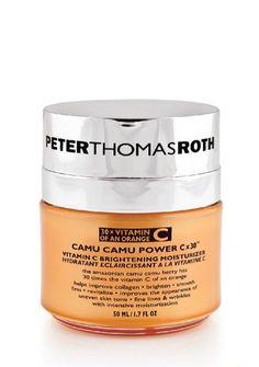 Best moisturizer: Peter Thomas Roth