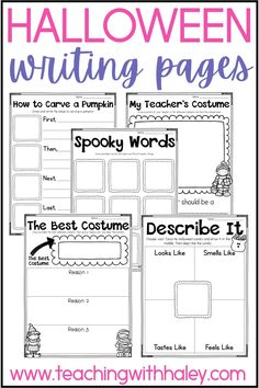 Halloween addition centers by Teaching With Haley. My students can't get enough of ghosts, pumpkins, and candy corn! These addition centers cover addition within 20, and have students work on many different addition strategies! Each center comes in color and black/white and with a student direction page. The printables and activities are Halloween themed from cauldron sums to spin and add. Great for kindergarten and first grade learning remotely or in the classroom. Download the preview now.
