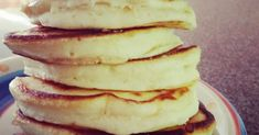 Recipe Pancakes like a cloud by flynnfam, learn to make this recipe easily in your kitchen machine and discover other Thermomix recipes in Baking - sweet. Thermomix Pancakes, Thermomix Desserts, Baking Recipes, Cake Recipes, Sweet Recipes, Breakfast Recipes, Brunch, Eat, Cooking