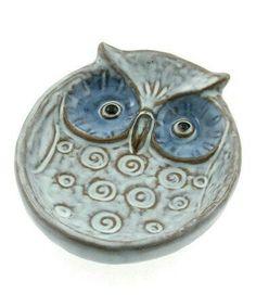 Resultado de imagen para placas de lechuzas en ceramica